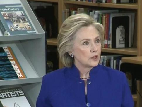 Hillary Clinton immigration nevada