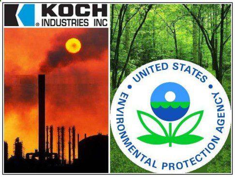 Koch vs EPA