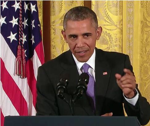 obama iran press conference
