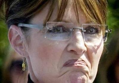 Angry Palin