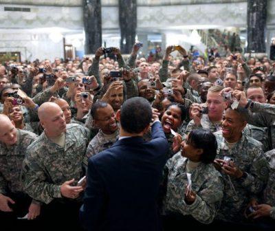 Obama-troops