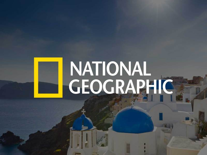 National Geographic Brand Identity Toolkit