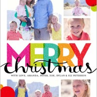 Shutterfly's Etiquette Tips For Holiday Cards