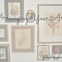 Arranging Your Wall Art