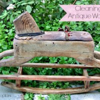 Cleaning Old Wood Furniture
