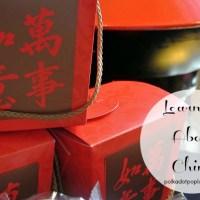 Family Cultural Night - China