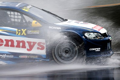 2016 Volkswagen Polo RX, World RX of Latvia: Kristoffersson