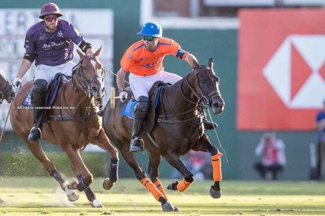 Las Monjitas vs La Albertina Abu Dhabi