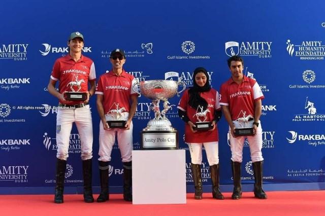 Amity Polo Cup