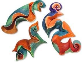 Jana Roberts Benzon's polymer forms