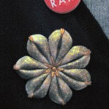 Rachel Carren's brooch