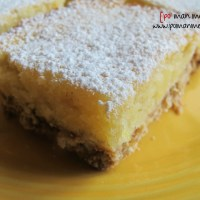 buttery pineapple bars