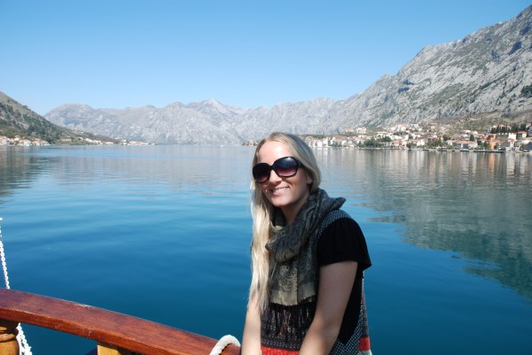 Boat trip Bay of Kotor, Montenegro