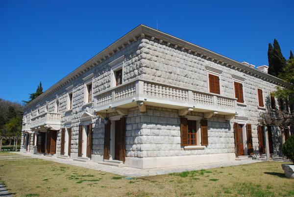 Villa Milocer, Sveti Stefan