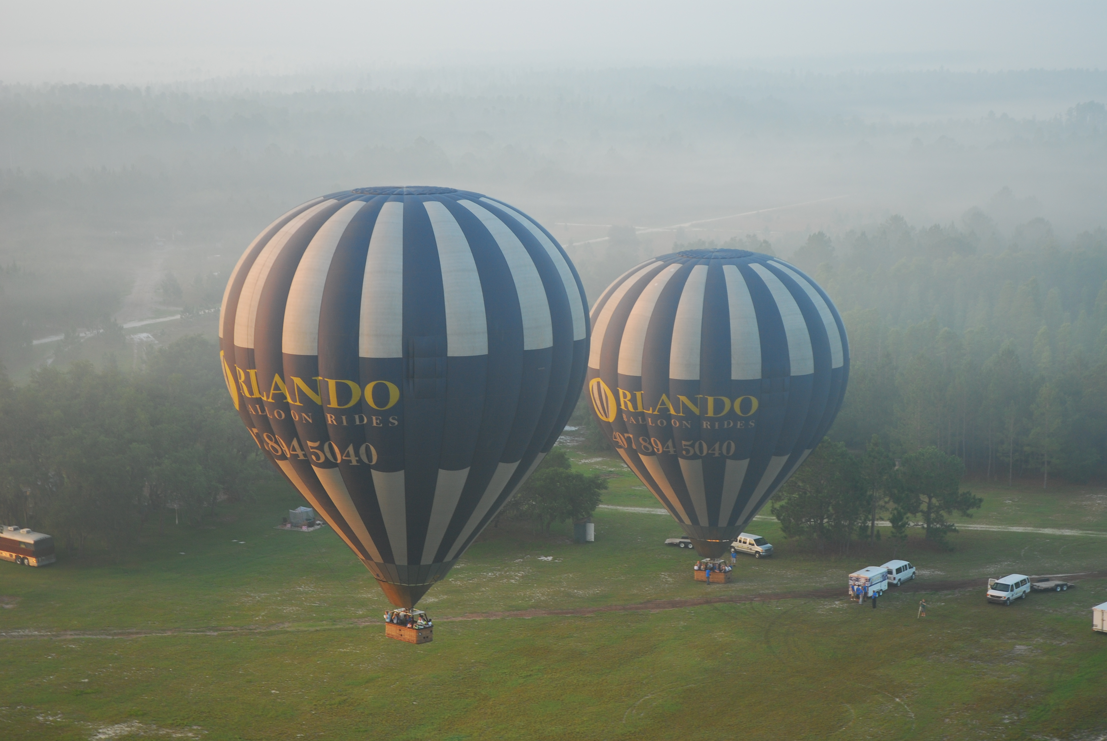 Orlando Hot Air Balloons
