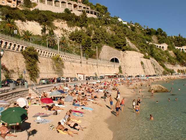 Villefranche French Riviera- Transportation on the French Riviera