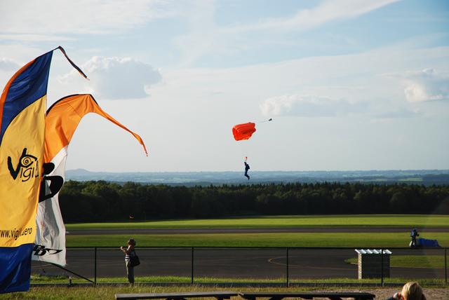 Skydiving Spa Belgium