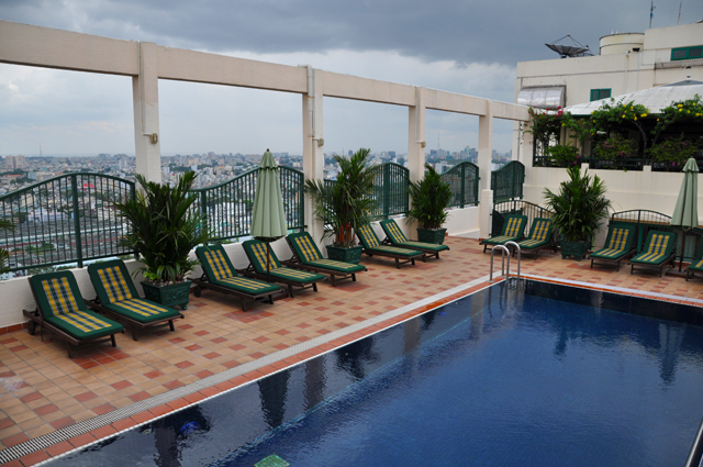 Windsor Plaza Swimming Pool Ho Chi Minh City