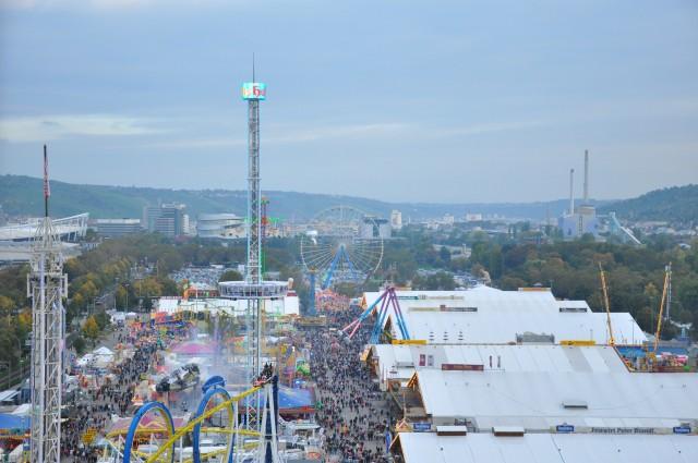 Cannstatter Wasen Stuttgart Beer Festival