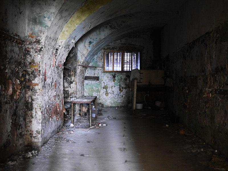 Tallinn soviet prison Patarei Sea Fortress
