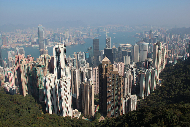 hong kong the peak how to get there