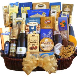 Grand Gourmet Extravaganza Gourmet Gift Basket