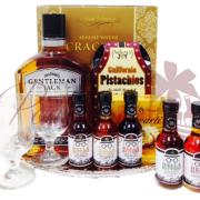 Hella Gentleman Whiskey Gift Basket