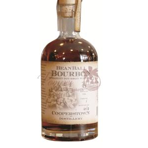 Beanball bourbon, baseball bourbon, cooperstown distillery bourbon, bourbon gift basket, custom gift basket,