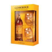 Glenmorangie Single Malt Scotch Gift Set, Glenmorangie with glasses, Glenmorangie Git Set, Glenmorangie Gifts