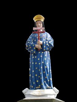 Marie à Pontmain
