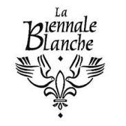 Biennale Blanche (Logo)