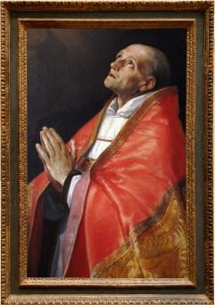 Saint André Corsini Evêque.