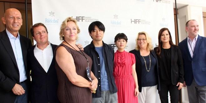 「2014年ハワイ国際映画祭」のオープニング&レッドカーペット