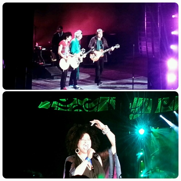 Taylor & Rolling Stones / Lisa
