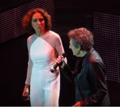 Ana Belen y Miguel Rios