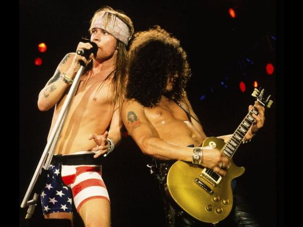 slash y axel