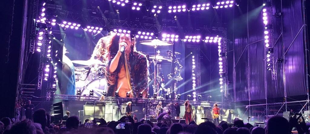Aerosmith en Concierto