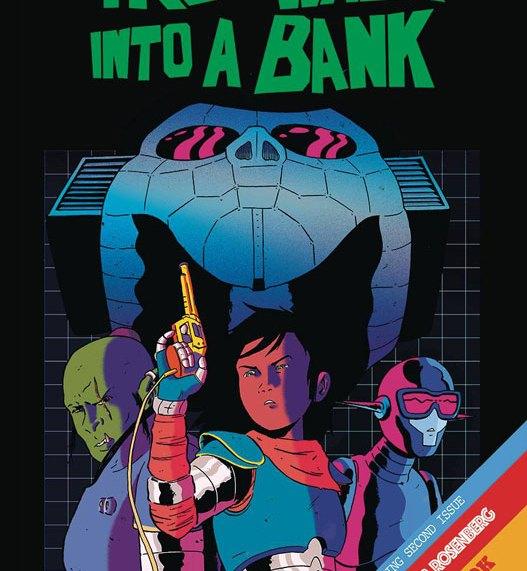 New Comic Book Reviews Week Of 6/29/16