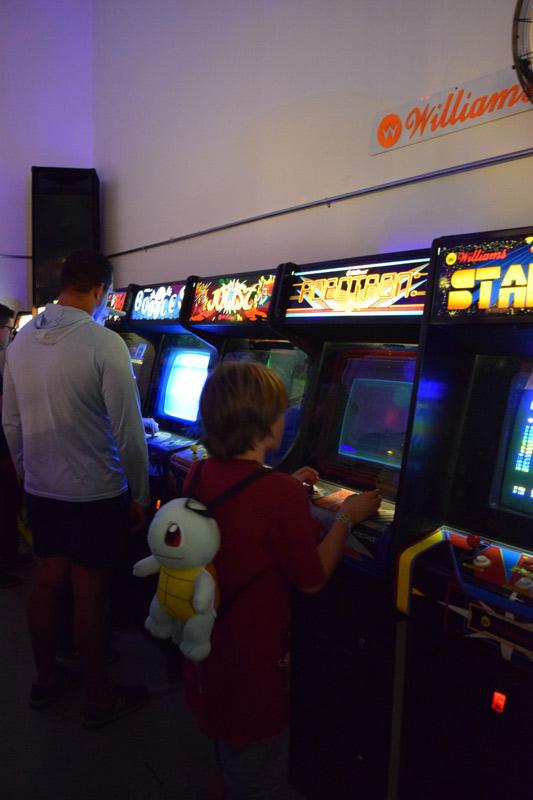 SC3/Arcade 2084 Fall Fiesta 2016