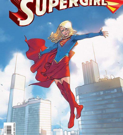 New Comic Book Reviews Week Of 9/7/16