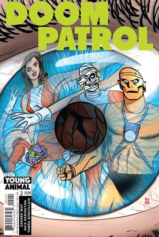 New Comic Book Reviews Week Of 10/12/16