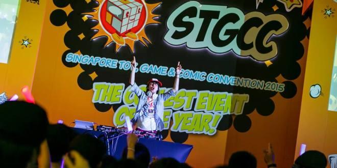 Looking Forward to STGCC 2016 DJ Night