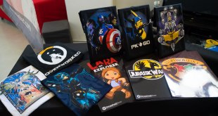GameStart 2016 Media Preview Xmashed Gear