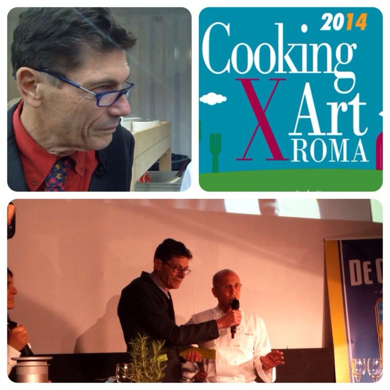Luigi Cremona - Cooking for Art
