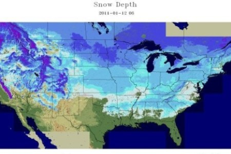 alfa img showing > current snow cover united states