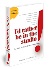 I'd Rather be in the Studio book