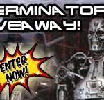 Terminator Endoskeleton NECA Figure Giveaway!