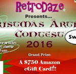 RetroDaze Christmas Article Contest 2016