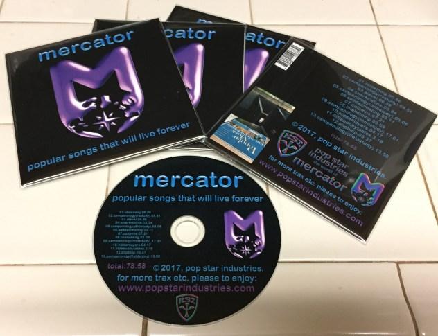 looky here! cds!