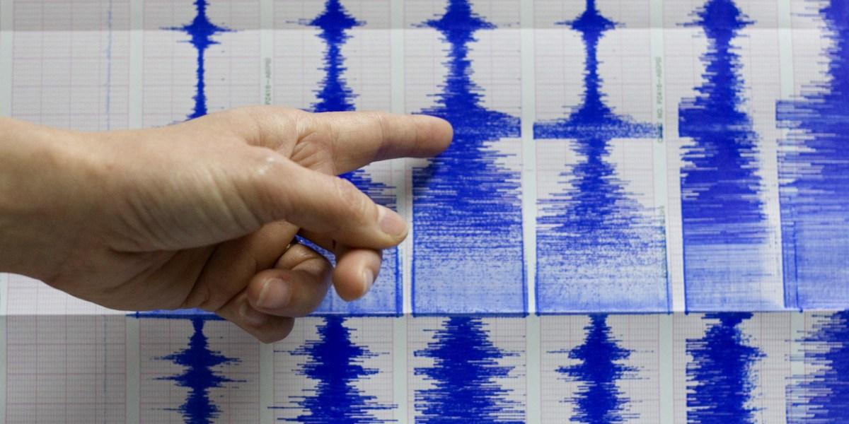 Утринава земјотрес во Македонија